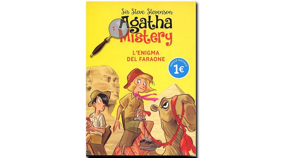 agatha mistery libri  LA COLLANA