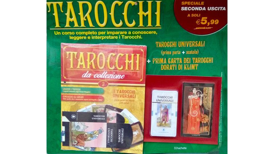 tarocchi da collezione secondo volume in edicola On edicola collezioni