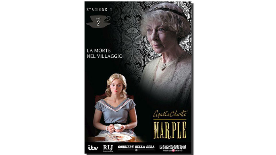 Miss marple secondo dvd in edicola edicola amica for Miss marple le miroir se brisa