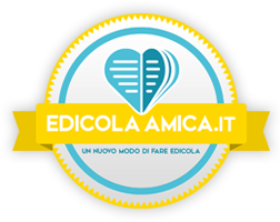 Edicola Amica – Riviste e Collezionabili in Edicola Logo Dispositivi Mobili