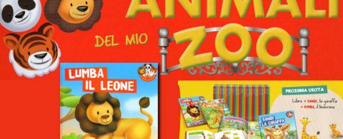 gli animali del mio zoo collana in edicola