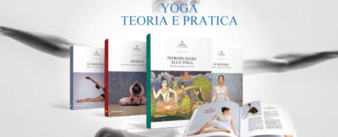 yoga - teoria e pratica collana in edicola