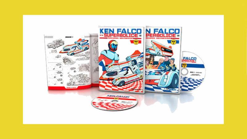 ken falco e il superbolide in edicola
