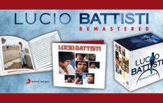 lucio battisti remastered collana in edicola