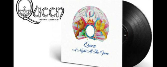 queen the vinyl collection seconda uscita
