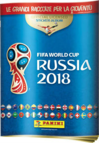 fifa world cup russia 2018 album e figurine in edicola