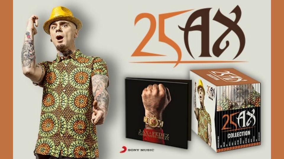 25AX collection in edicola