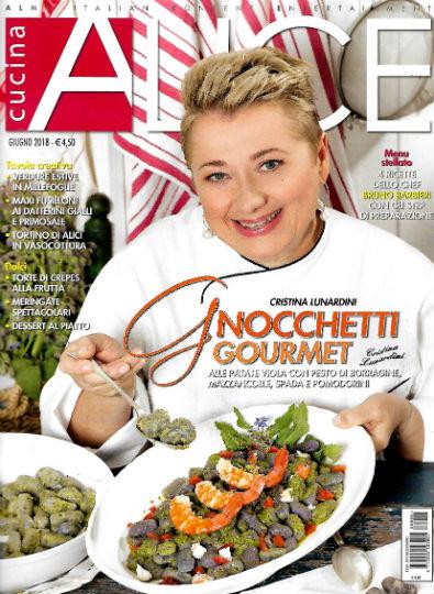 Alice cucina in edicola edicola amica riviste e collezionabili in edicola - Cucina di alice ...