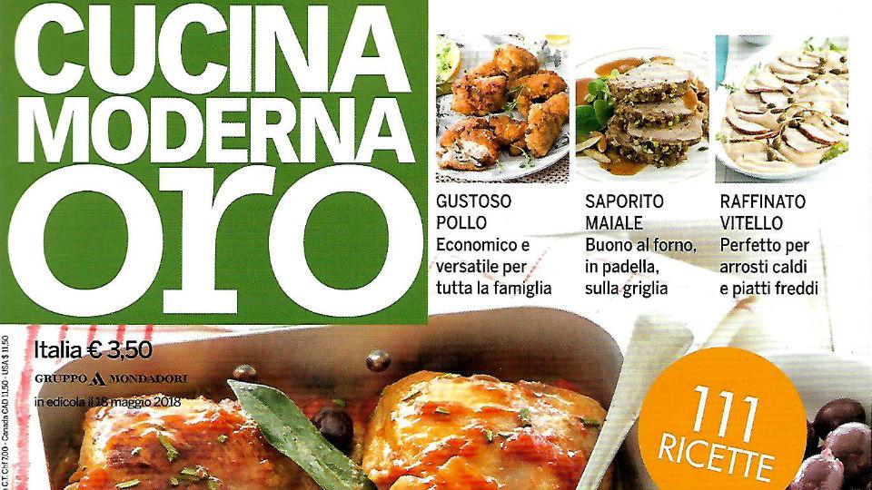 Cucina moderna oro in edicola edicola amica riviste e for Cucina moderna 2018 pdf