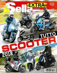 in sella extra tutto scooter 2018 in edicola