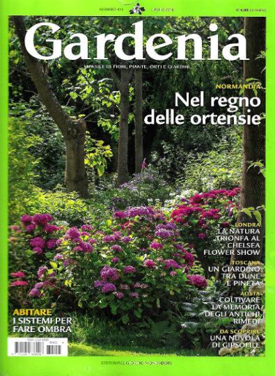 gardenia luglio 2018 in edicola
