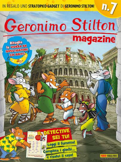 geronimo stilton magazine giugno 2018 in edicola