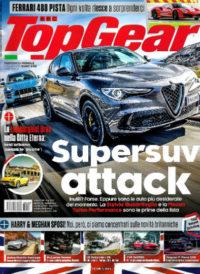 top gear luglio 2018 in edicola