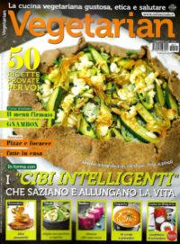 vegetarian giugno 2018 in edicola