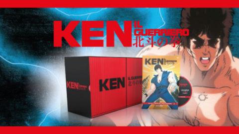 ken il guerriero collana dvd in edicola