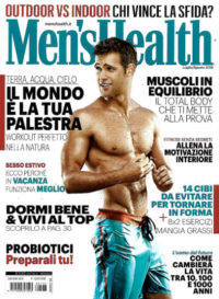 men's health agosto 2018 in edicola