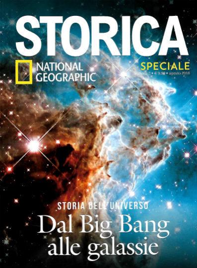 storica national geographic edizione speciale luglio 2018 in edicola