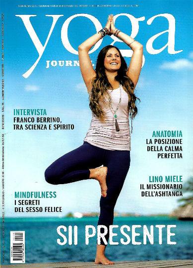 yoga journal luglio 2018 in edicola