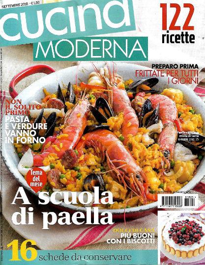 cucina moderna settembre 2018 in edicola