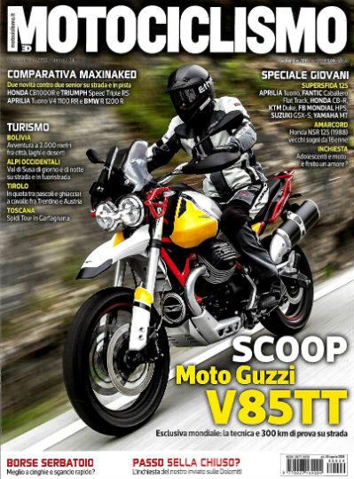 motociclismo settembre 2018 in edicola