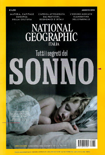 national geographic agosto 2018 in edicola