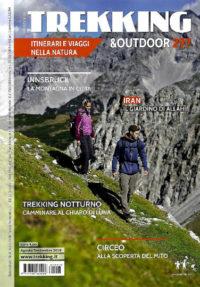 trekking agosto 2018 in edicola