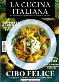 la cucina italiana ottobre 2018 in edicola