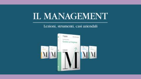 il management collana in edicola