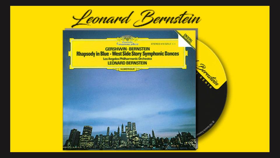 leonard bernstein collana cd in edicola 2018