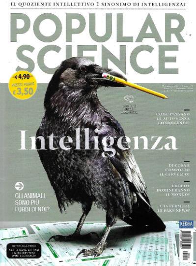 popular science ottobre 2018 in edicola