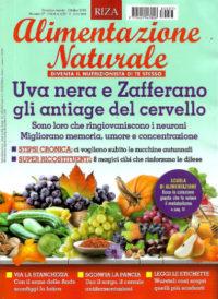 alimentazione naturale ottobre 2018 in edicola