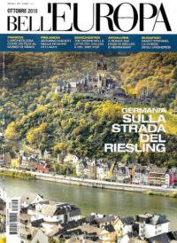 bell'europa ottobre 2018 in edicola