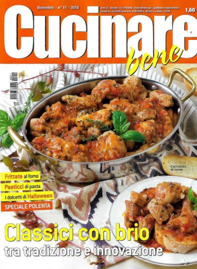 Cucinare bene in edicola edicola amica riviste in edicola for Cucinare 2018