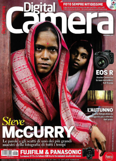 digital camera novembre 2018 in edicola
