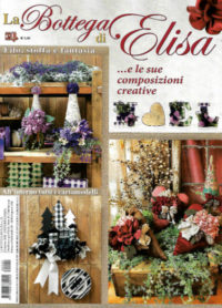 la bottega di elisa novembre 2018 in edicola