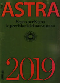 astra 2019 in edicola