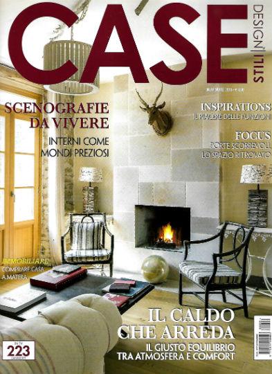 Case stili in edicola edicola amica riviste e for Case e stili