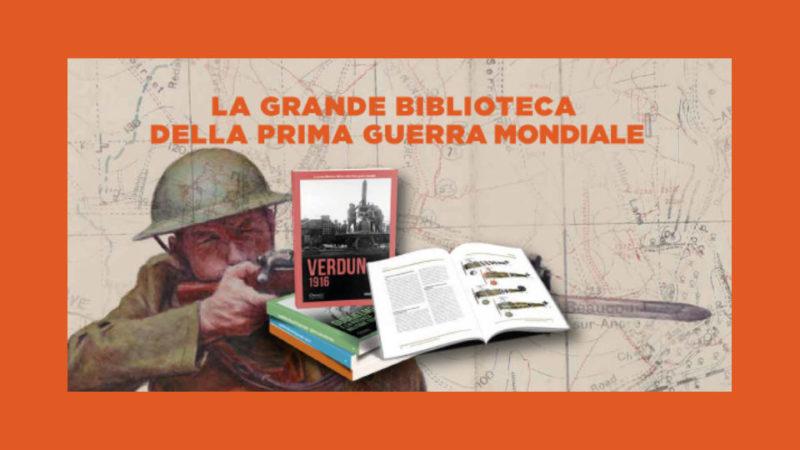 la grande biblioteca militare della prima guerra mondiale