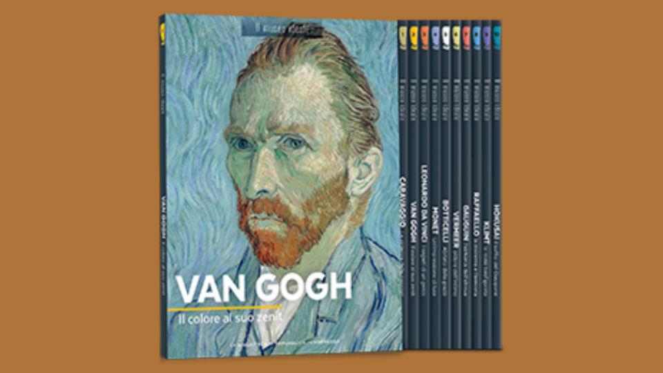 il museo ideale Van Gogh in edicola