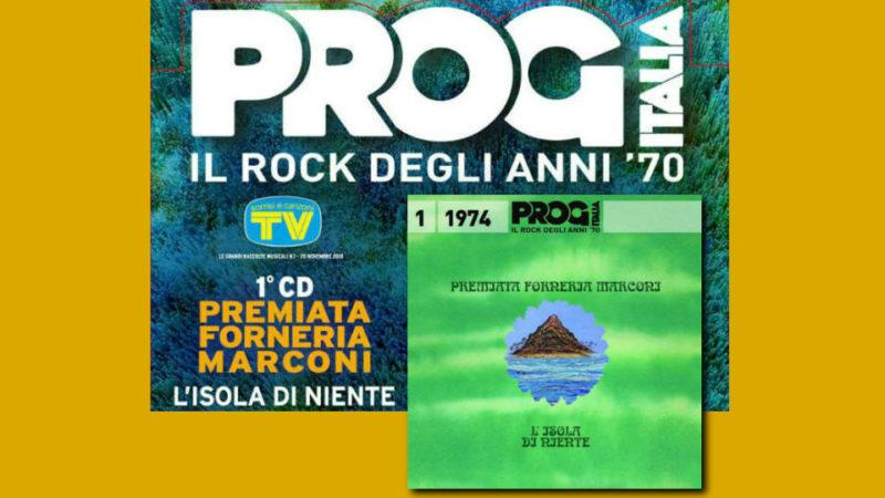 prog italia il rock anni 70 collana in edicola