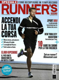 runner's world novembre 2018 in edicola