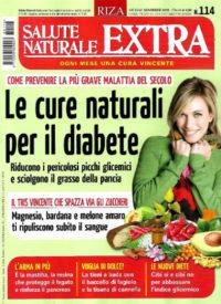 salute naturale extra novembre 2018 in edicola