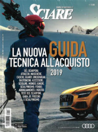 sciare guida tecnica all'acquisto novembre 2018 in edicola