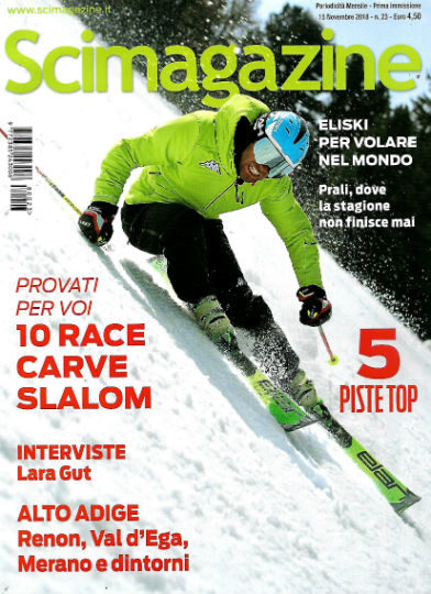 scimagazine novembre 2018 in edicola