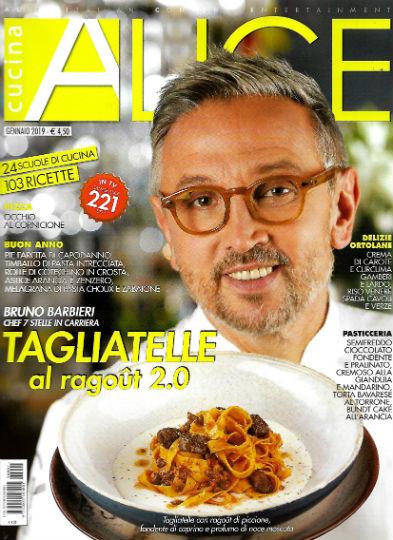 Alice cucina in edicola edicola amica riviste in edicola for Riviste cucina