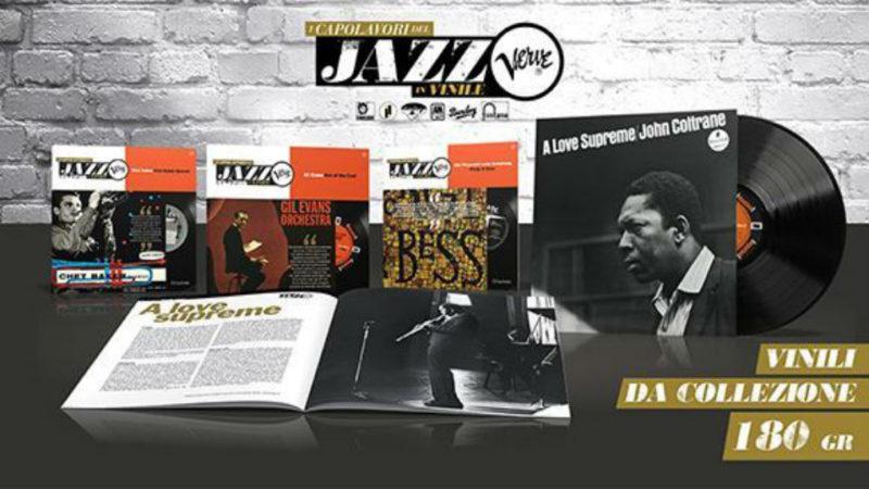 i capolavori del jazz in vinile collana in edicola