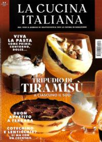 la cucina italiana gennaio 2019 in edicola