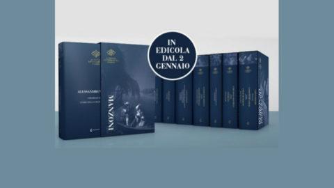 la grande letteratura italiana collana in edicola