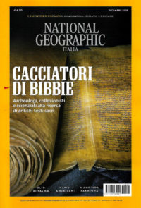 national geographic dicembre 2018 in edicola