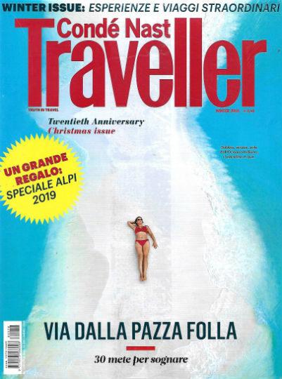 traveller gennaio 2019 in edicola